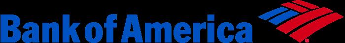 Bank of America logo, logotype, emblem