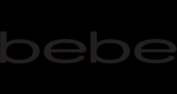 Bebe logo, logotype, wordmark