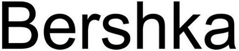 Bershka logo, logotype, wordmark