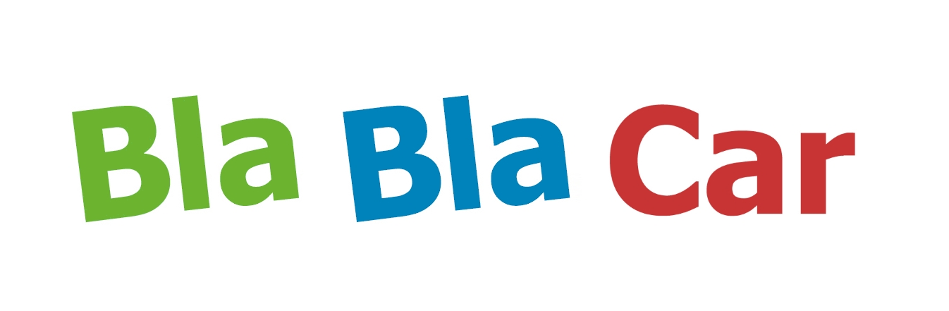 Bla Bla Car logo, logotype