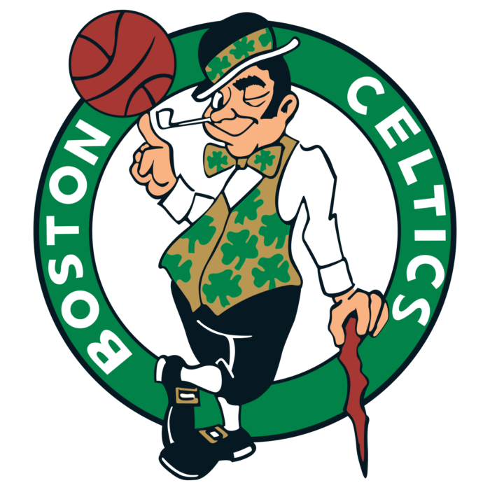 Boston Celtics logo, logotype, emblem