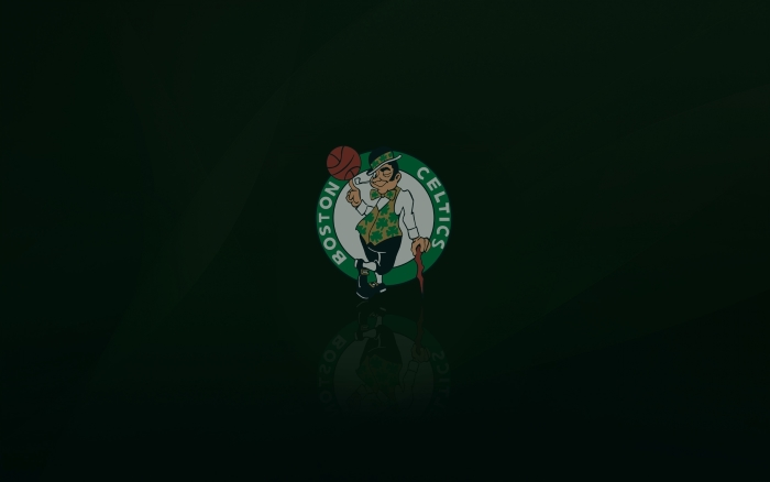 Boston Celtics wallpaper with logo on it 1920x1200
