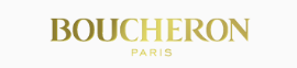 Boucheron logo, gold