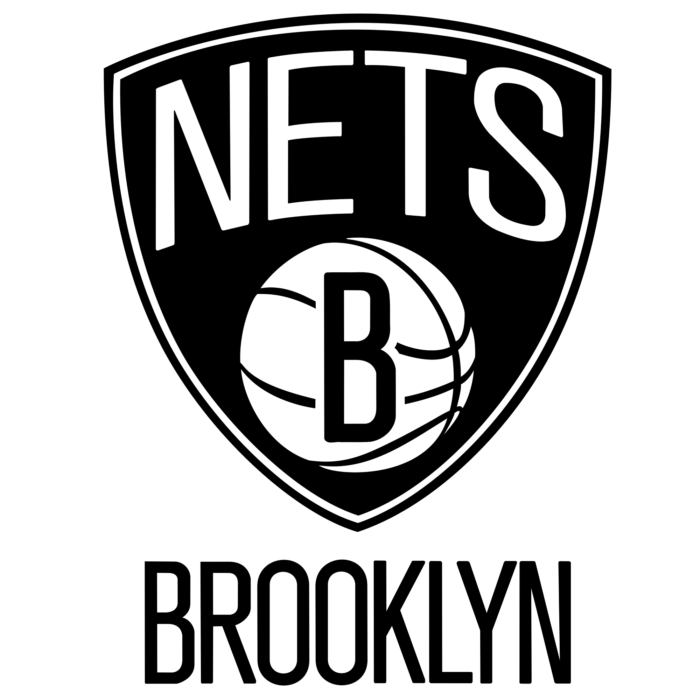 Brooklyn Nets logo, logotype