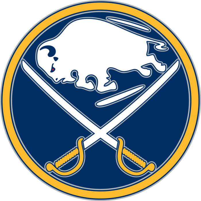 Buffalo Sabres logo, logotype, symbol, emblem
