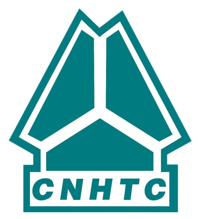 CNHTC-Howo logo, logotype, emblem, symbol