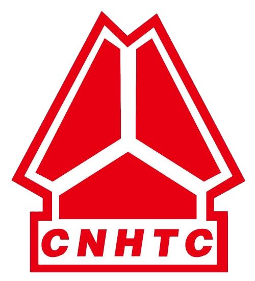 CNHTC-Howo logo, red