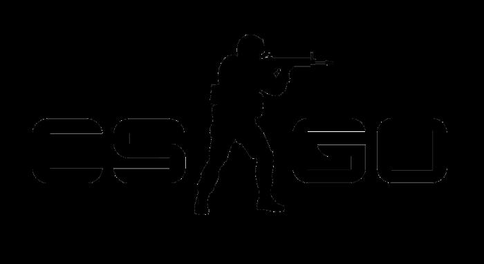 CS logo, logotype, emblem (CS GO)
