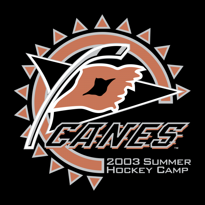Carolina Hurricanes logo 2003