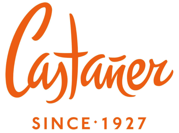 Castaner logo, logotype, emblem (Castañer)