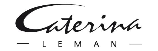 Caterina Leman logo, logotype