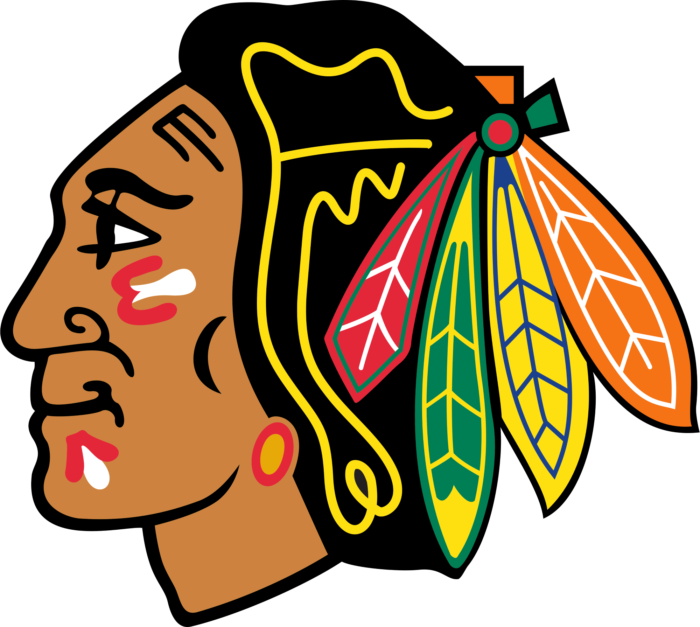 Chicago Blackhawks logo, logotype, emblem