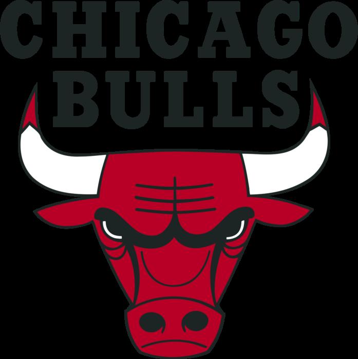 Chicago Bulls logo, logotype, emblem