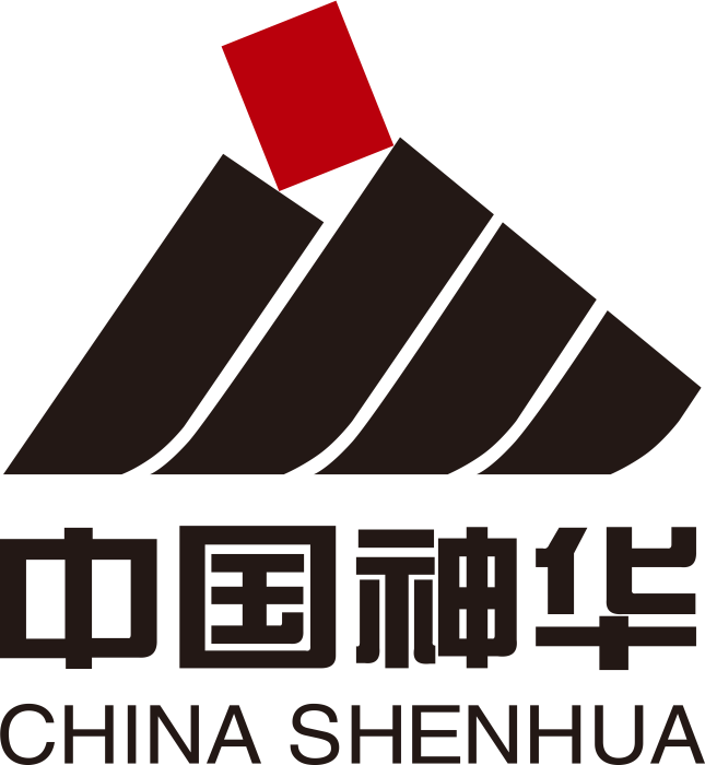 China Shenhua logo, logotype