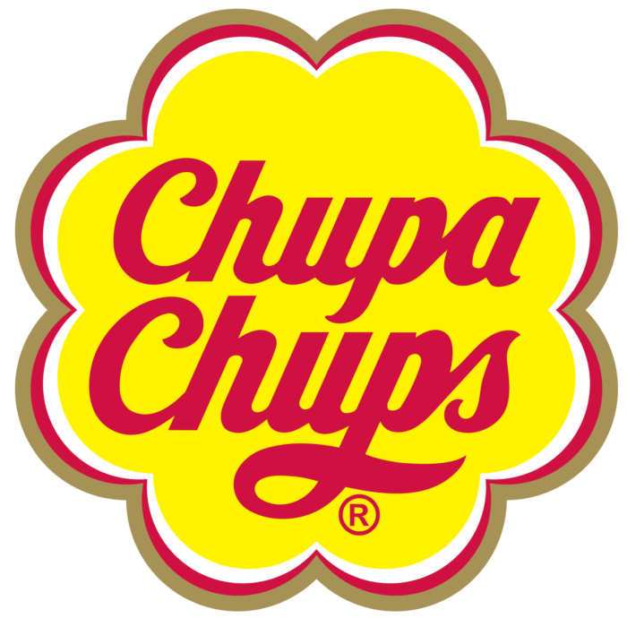 Chupa-Chups logo, emblem 2