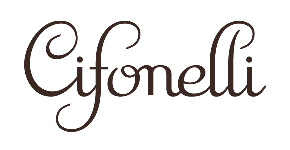 Cifonelli logo, logotype