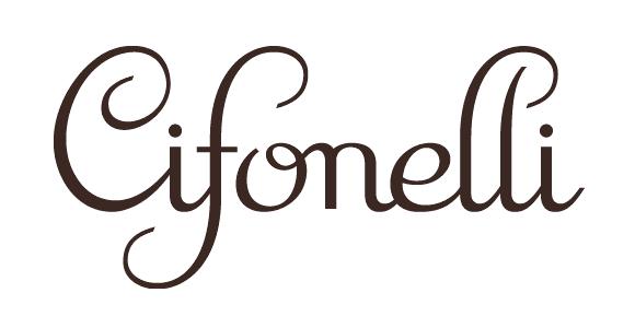 Cifonelli logotype, white bg