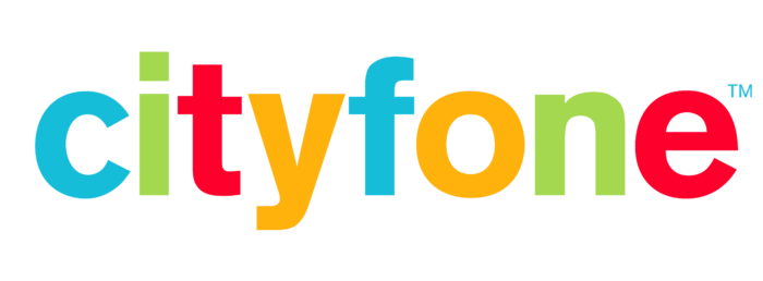 Cityfone logo, logotype