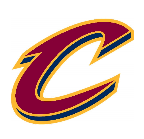 how to draw the logo of cleveland cavalier