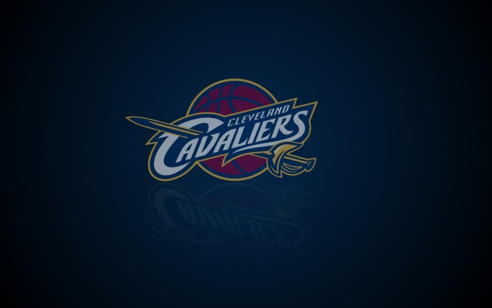Cleveland Cavaliers wallpaper with logo - widescreen 1920x1200, 16x10