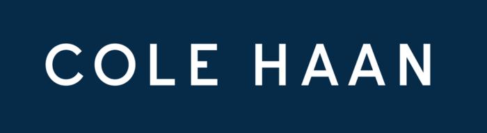 Cole Haan logo, blue