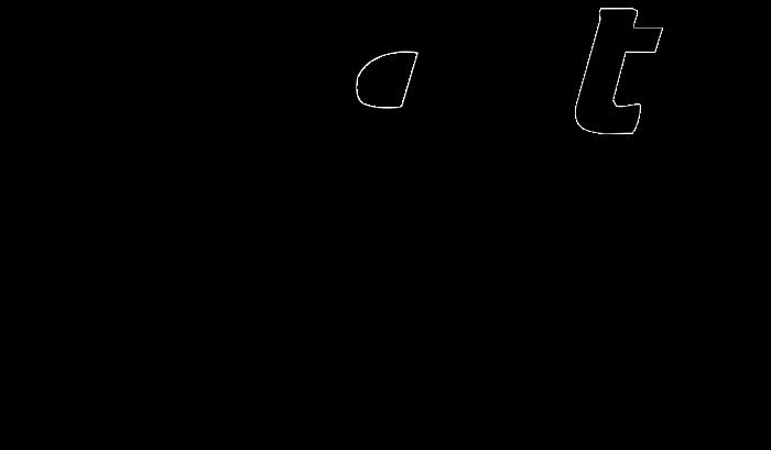 Colgate logo black