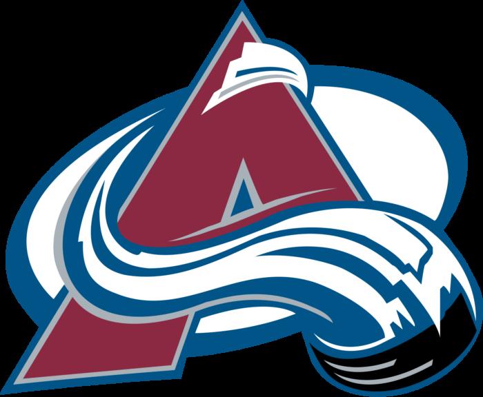 Colorado Avalanche logo, emblem, logotype
