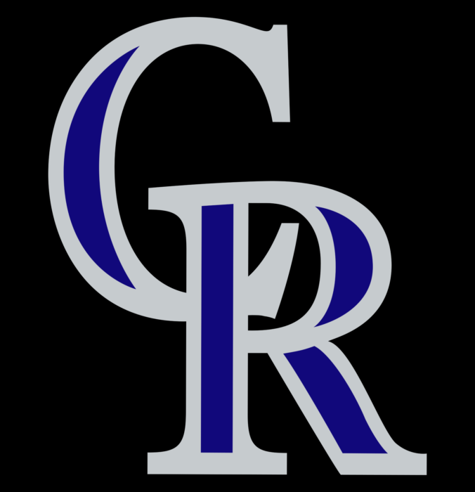 Colorado Rockies Cap Insignia, logo