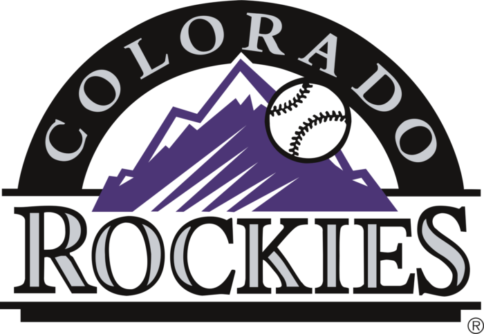 Colorado Rockies logo, logotype, symbol