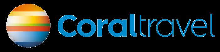 Coral Travel logo, logotype, symbol, emblem