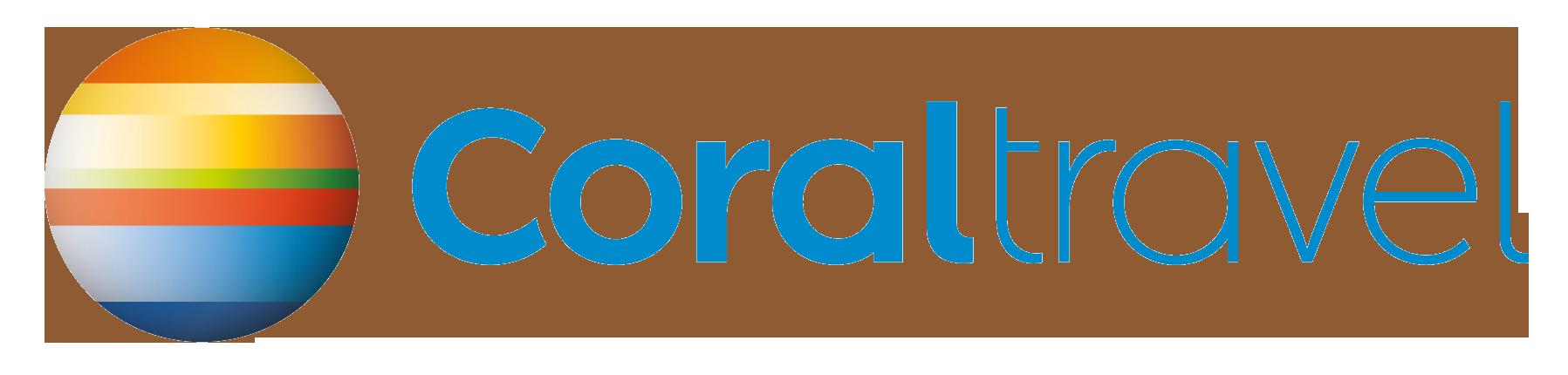 Coral Travel Logos Download