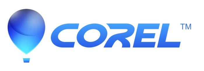 Corel logo, logotype, emblem