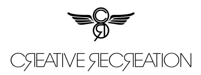 Creative Recreation logo, logotype