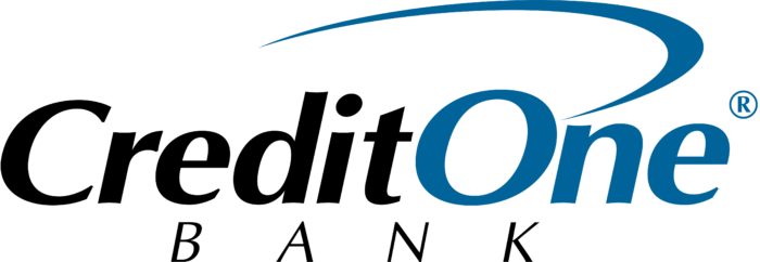 Credit One Bank logo, logotype