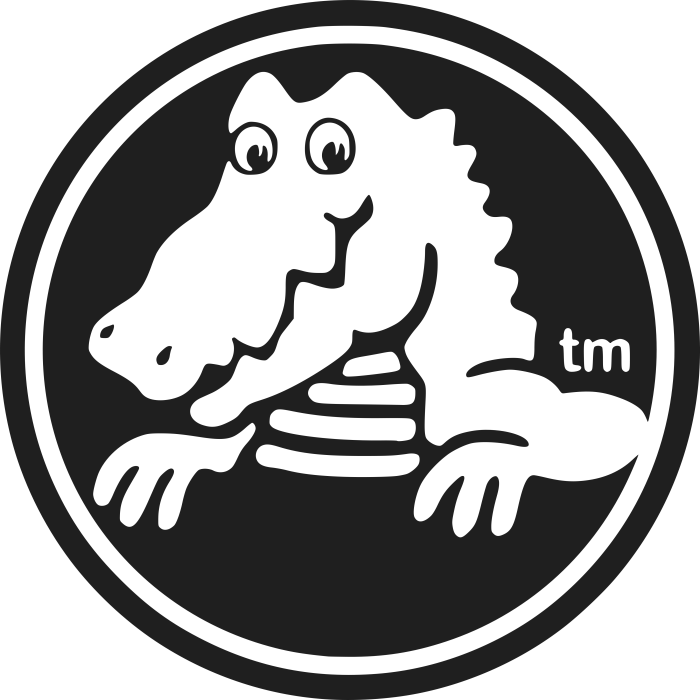 Crocs emblem, symbol, logo, logotype