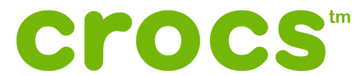 Crocs logo, wordmark, logotype