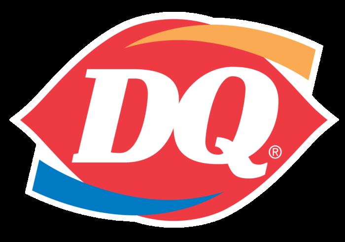 DQ, Dairy Queen logo, logotype