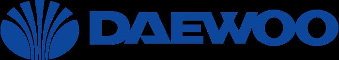 Daewoo logo, symbol, emblem, logotype