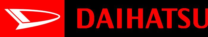 Daihatsu logo, logotype, emblem