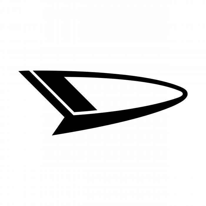 Daihatsu logo white