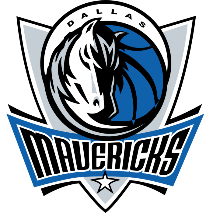 Dallas Mavericks logo, logotype