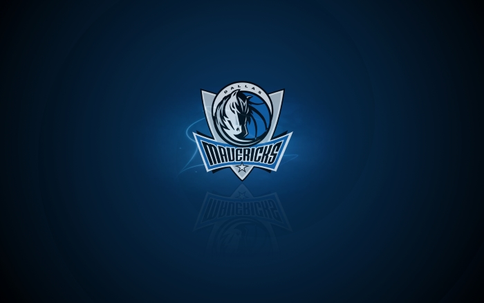 Dallas Mavericks wallpaper, blue, logo, 1920x1200, widescreen