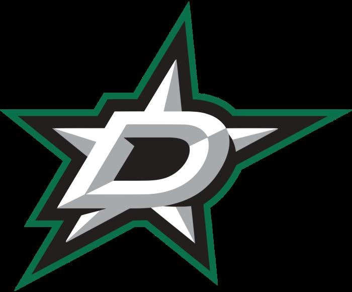 Dallas Stars logo, logotype, emblem, symbol