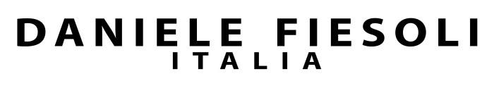 Daniele Fiesoli logo, logotype, wordmark