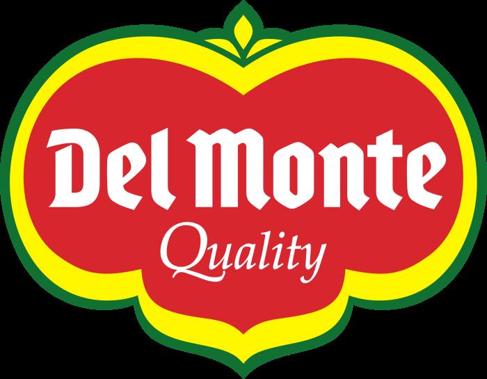 Del Monte logo, logotype