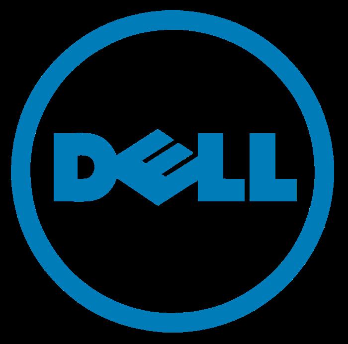 Dell logo, logotype, emblem