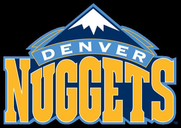 Denver Nuggets logo, logotype