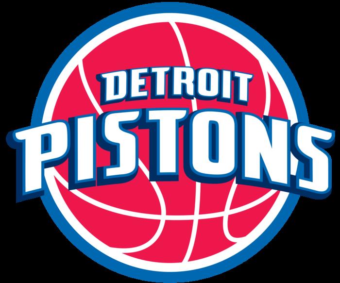 Detroit Pistons logo, logotype