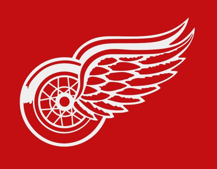 Detroit Red Wings logo 3