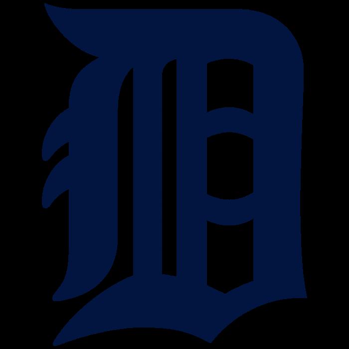 Detroit Tigers logo, logotype, emblem
